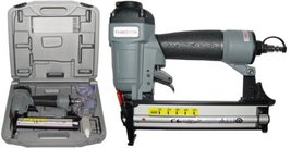 "Magnate UN1832 18 Gauge Brad Nailer Kit - 3/8"" to 1-1/4"" Nail; 2.57 lbs Weight - $69.25"
