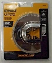 """DEWALT DWA4240 Universal Fitment Diamond Grit 3"""" Half-Moon Oscillating B... - $8.91"""