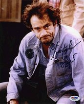 Christopher Lloyd Taxi Signed 8x10 Photo Certified Authentic PSA/DNA COA - $247.49