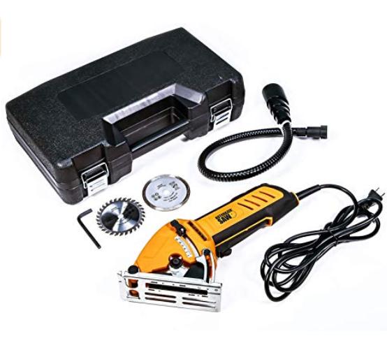 ROTORAZER Compact Circular Saw Set RZ120 Model - $128.95