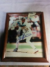 TIM HUDSON OAKLAND As MLB AUTOGRAPHED BASEBALL PICTURE SIGNED - $25.35
