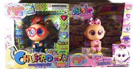 Distroller Churro and Atoley  Mexican Exclusive Version - $89.96