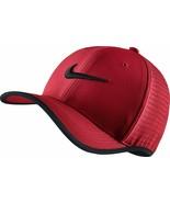 NEW! NIKE Mens Vapor Classic 99 Dri-Fit Training Hat-University Red One Size - $49.38