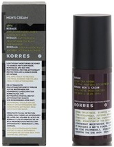 Korres Borage Anti Shine Moisturising Face Cream Spf 6 For Men's Skin 50ml - $23.30