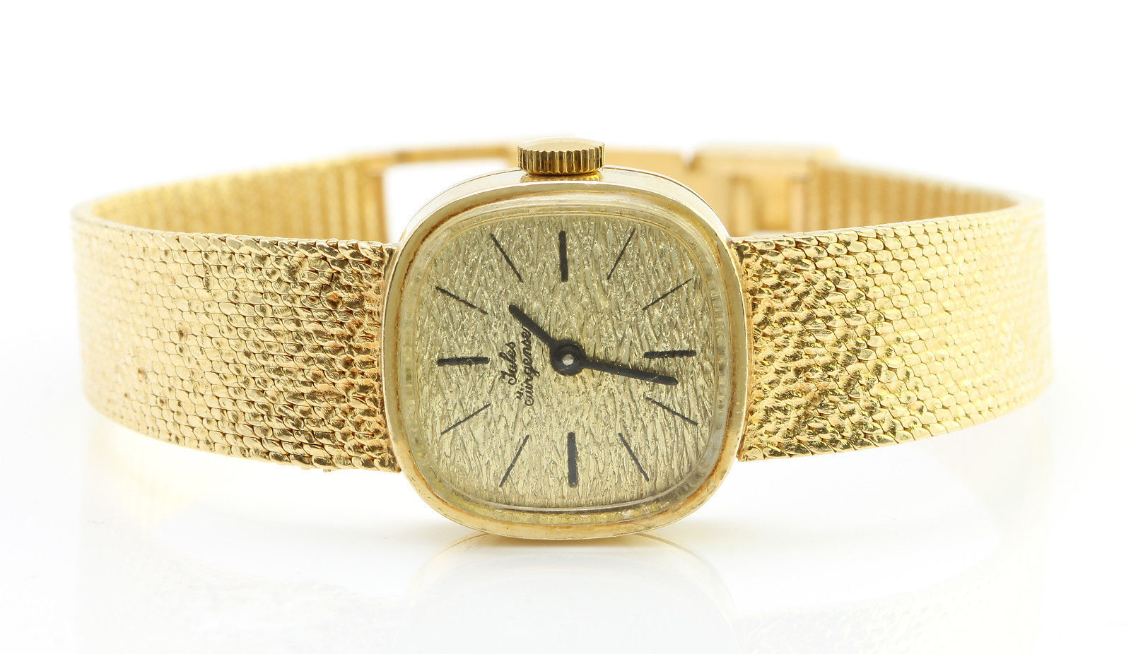 dress vintage shop dial watches longines hatch midsize gold wristwatch cross watch
