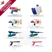 NEW BANDAI Splatoon Weapon Collection 3 Collectable Minature Display stand - $10.97