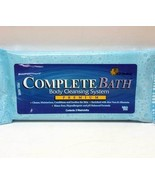 Complete Bath Body Cleansing System – Includes 8 Washcloths / 48 CT - $56.64
