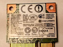 Samsung BA92-08418A b/g/n Wireless BT 4.0 PCIe Half Atheros AR5B225 OEM - $4.70