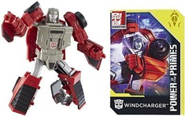 Transformers Generations Windchanger Power of The Primes Legends Class - $8.53