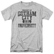 BATMAN PROPERTY OF GCU  T-SHIRT Gotham superhero 100% cotton graphic tee BM1952 image 3