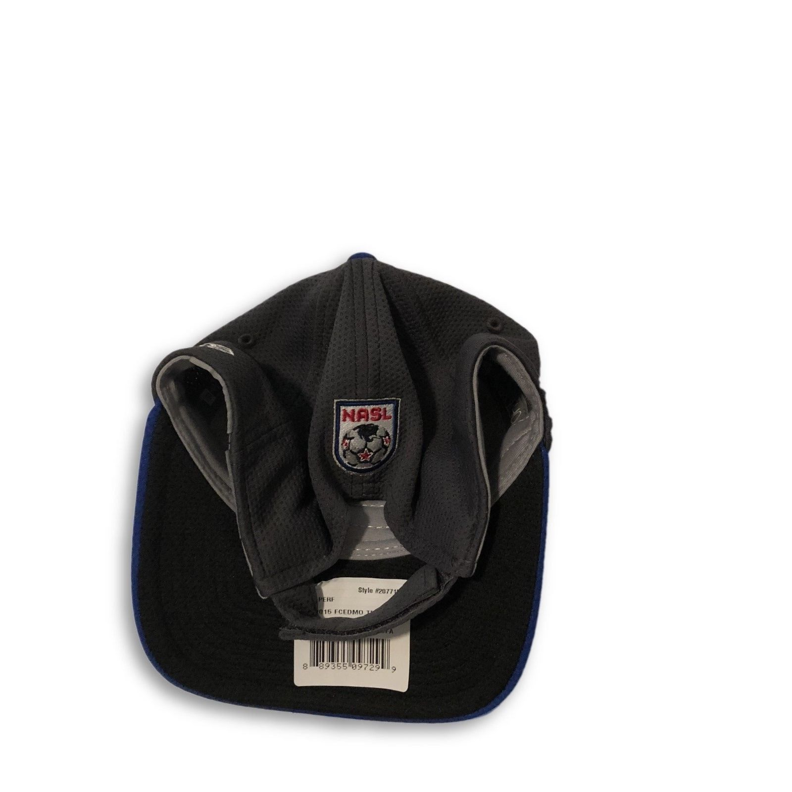 NWT New FC Edmonton New Era 9Forty NASL Adjustable Hat image 2
