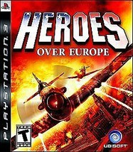 Heroes Over Europe (Sony PlayStation 3, 2009) Complete - $11.87