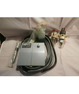 Ney QC 600 Lab Handpiece with Air Foot Control & Air Pressure Regulator ... - $886.05