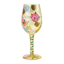 """Kindness """"Designs by Lolita"""" Wine Glass 15 o.z. 9"""" Gift Boxed Collectible Lolita image 2"""