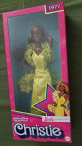Barbie Signature 1977 Superstar Christie Barbie Doll NRFB 2021 - $59.99