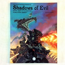 Palladium RPG RIFTS Shadows of Evil Coalition Wars 2001 Tolkeen 5 Siembi... - $12.86