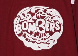 Bobby Clarke #11 Flin Flon Bombers Custom Hockey Jersey New Maroon Any Size image 3
