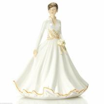 "Royal Doulton Winter Wonderland 7"" Bone China Figurine NEW IN BOX - $74.24"