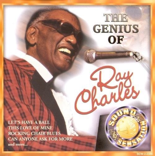 The Genius of Ray Charles by Ray Charles (CD, 1999, Madacy)