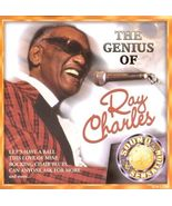 The Genius of Ray Charles by Ray Charles (CD, 1999, Madacy) - $9.00