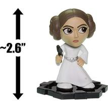 "Princess Leia: ~2.6"" Funko Mystery Minis x Star Wars Mini Bobblehead Fig... - $9.37"