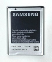 Samsung EB464358VA 1300mAh 3.7V Li-Ion Battery for Samsung Galaxy ACE i6... - $6.92