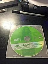Jillian Michaels Fitness Ultimatum 2009 (Nintendo Wii, 2008) &&&ACCEPTAB... - $4.99