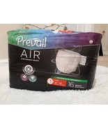 "First Quality Prevail Air Size 1, Medium (waist 26"" - 48"") - 16 Per Pack... - $8.82"