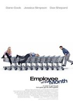 "Employee Of The Month - 27""x40"" D/S Original Movie Poster Jessica Simpson 2006 - $19.59"