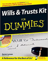 Wills and Trusts Kit For Dummies - $26.89
