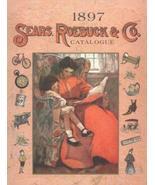 1897 Sears Roebuck & Co Catalogue [Jan 01, 1993] Israel, Fred L. - $49.48
