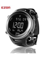 EZON Men Digital Sport Watch Outdoor Casual Running Watch WR 5ATM Wristw... - $37.82