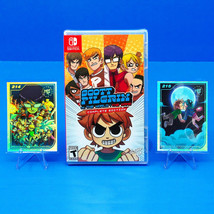 Scott Pilgrim vs The World Complete Edition B Switch Limited Run Games +... - $94.75