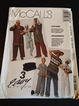 McCall's 5073 Sewing Pattern, Men's, Teen Boys' and Boys' Costumes, Size... - $9.80