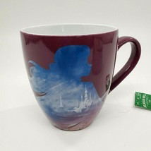 Disney Frozen 2 Elsa In my Element 16 oz Coffee Chocolate Mug Purple NEW - $19.99