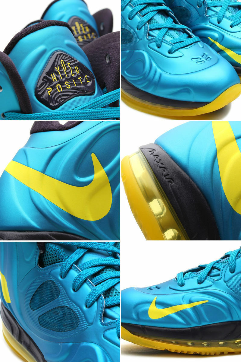 NEW Nike Mens Air Max Hyperposite Basketball Shoes Retail $225 image 3