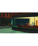 Nighthawks Painting by Edward Hopper Art Reproduction - $33.99+