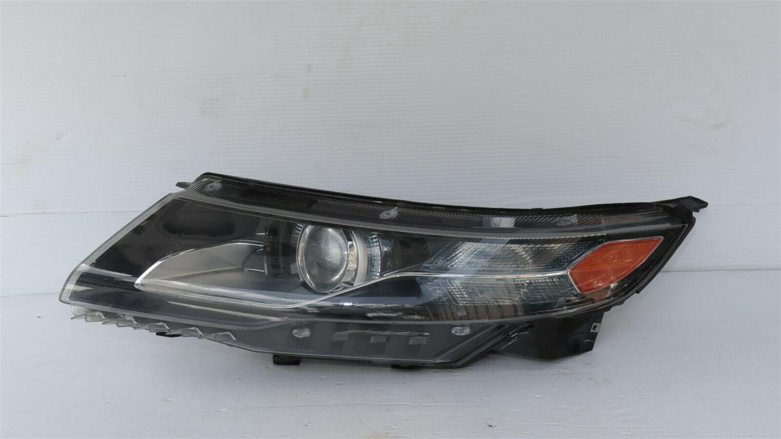 2011 2012 2013 2014 2015 Chevy Chevrolet Volt Headlight Lamp Driver Left LH