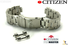 Citizen Promaster NY00040-50E Original 20mm Stainless Steel Watch Band 59-J0609 - $94.95