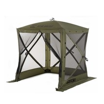 "Outdoor Screen House Shelter 72""x72"" Instant Shade Quick Set-up Camping ... - $320.97 CAD"