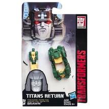 Transformers Generations- Titans Return- 3 Pack- Brawn ,Clobber, Apeface... - $20.95