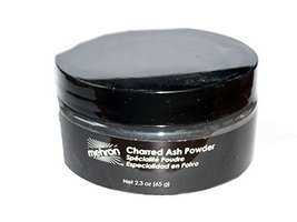 105 (2.3oz, (Charred Ash) Mehron Specialty Powders Makeup Powders - $12.88