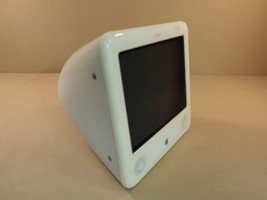Apple eMac 700MHz 17in PowerPC G4 PowerMac 4 4 White 40GB Hard Drive Mem... - $121.27