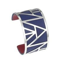 DIY Hollow Wide Cuff Bracelet For Women Jewelry Yoiumit Stainless Steel Bracelet - $34.34