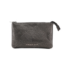 Versace Jeans Woman Handbag :Clutch, Synthetic Leather, Zipper  Fastener - $158.37 CAD