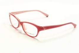 New Authentic Emporio Armani Ea 3008F 5053 Pink Eyeglasses Frame EA3008 53-16 - $88.11