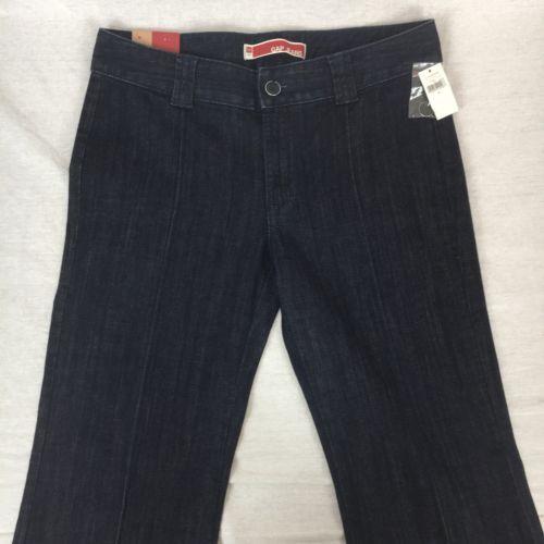 GAP Womens Jeans Retro Dark Wash Stretch Denim Boot Cut Size 6 NWT