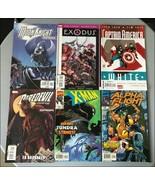 Assorted Comic Books Bundle, Marvel Daredevil, Captain America, X-Man, A... - $19.55