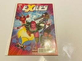 Comic Book Exiles # 1 - $10.00