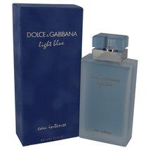 Dolce & Gabbana Light Blue Eau Intense 3.3 Oz Eau De Parfum Spray image 6